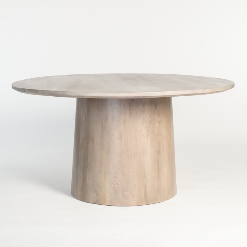 Alder Tweed Merrick 60 Round Dining Table Google Search With