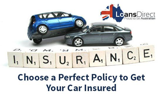 You bought a car, what about it's insurance? Get in touch ...