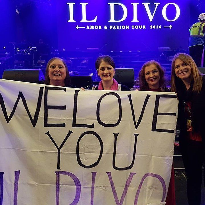 You are the best. We had such a fantastic time tonight in Birmingham. Thank you for the love! #IlDivoAmorPasion #IlDivo by ildivo_official