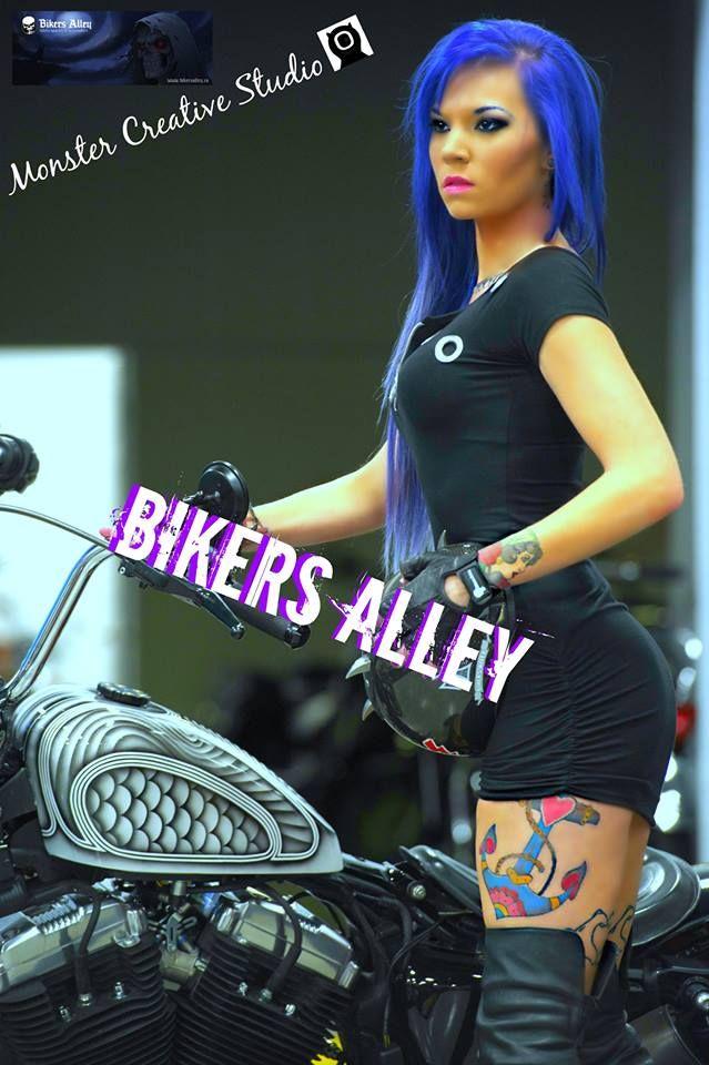 Bikers Alley Online Store  www.bikersalley.ca