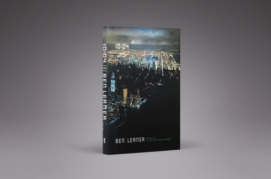 10:04, by Ben Lerner in Verge's 2014 holiday gift guide: http://www.theverge.com/a/holiday-gift-ideas-2014/under-25/#1004-by-ben-lerner // nice cover (don't know about the book itself though)