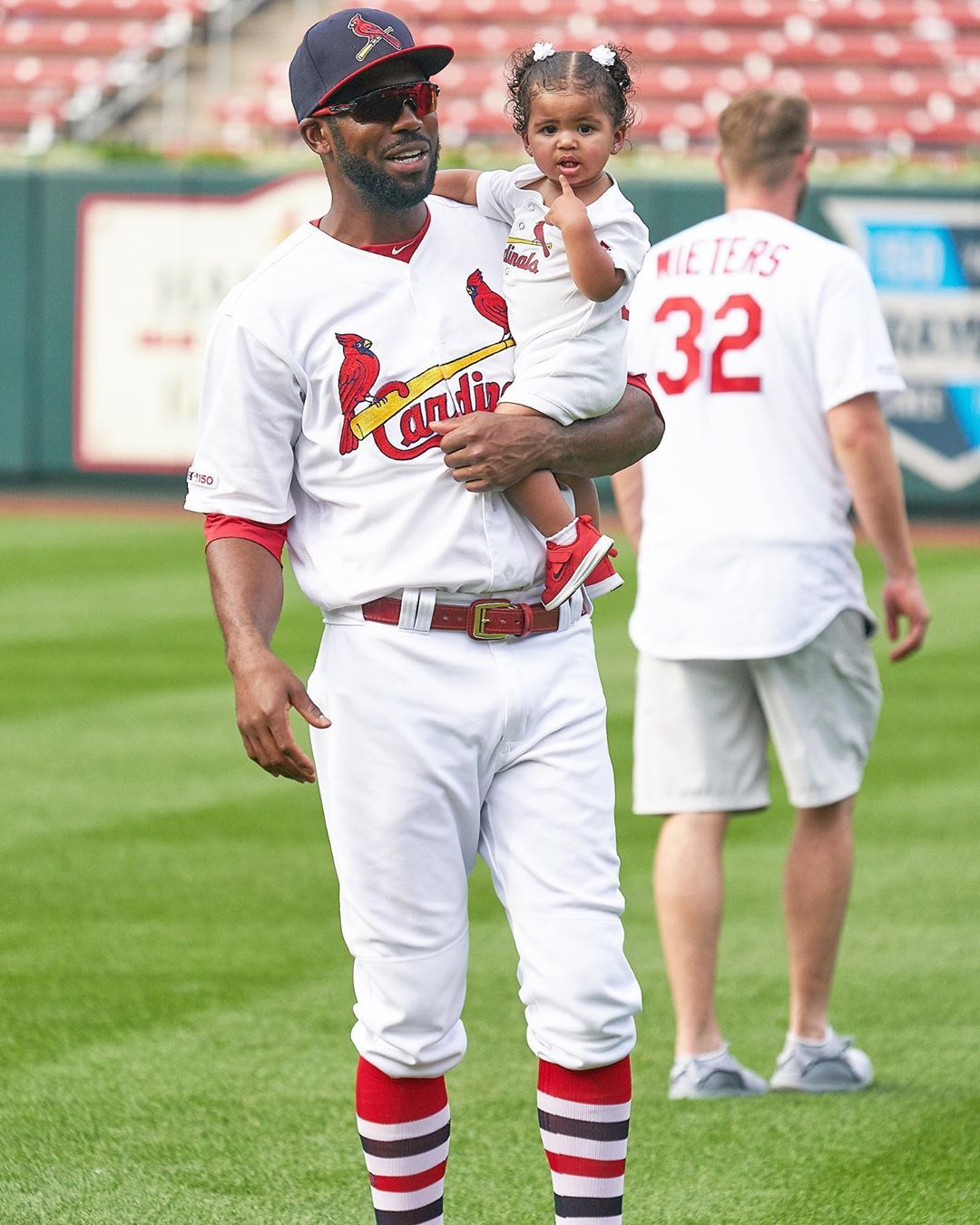 Dexter Fowler On Instagram Family Day St Louis Cardinals Baseball St Louis Baseball Cardinals Baseball