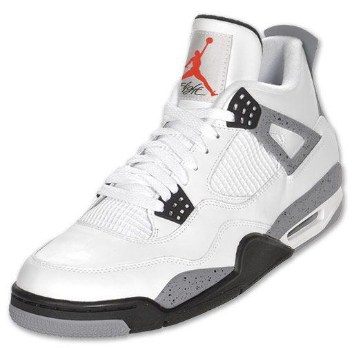 Mens Air Jordan Retro Iv Basketball Shoes This Retro Jordan From 1989 Is Back Mj Wore The Jordan Retro 4 When He M Air Jordans Retro Air Jordans Jordan Retro