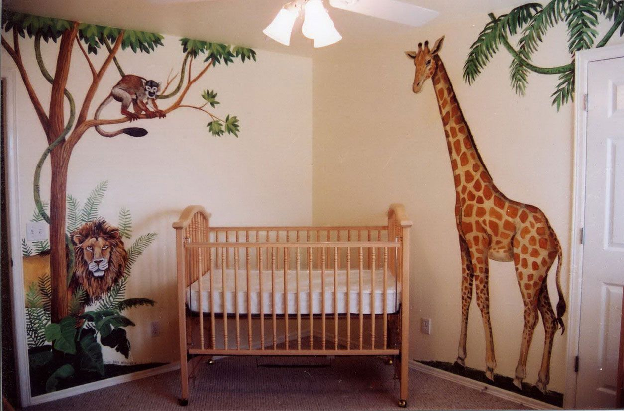 safari baby nursery ideas. safari nursery modern giraffe theme