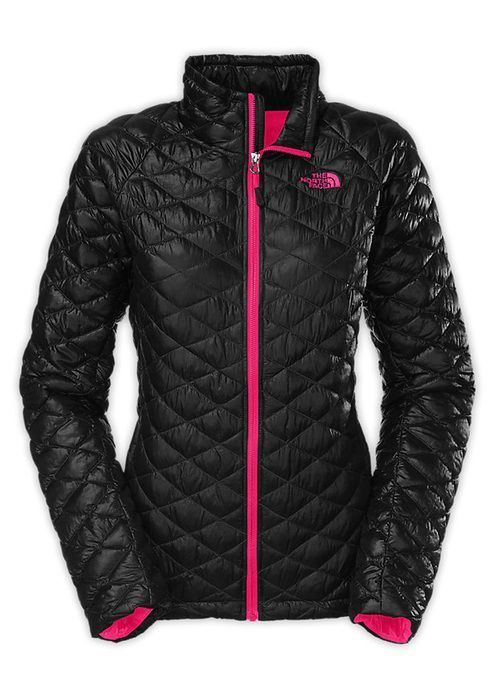 05665937ba6 W Thermoball Full Zip in TNF Black by The North Face | Clothes ...
