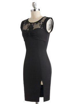 Midnight in Miami Dress, #ModCloth