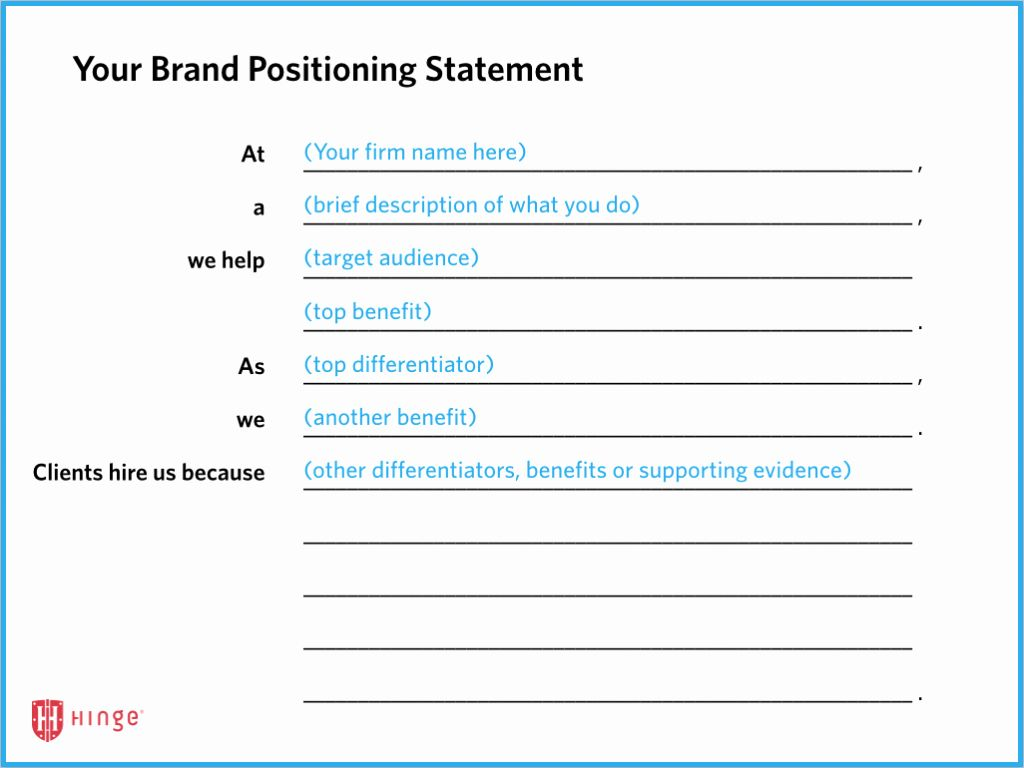 Best Personal Brand Statements Fresh Brand Positioning Strategy For The P Personal Brand Statement Examples Personal Brand Statement Brand Positioning Strategy Examples of personal branding statements