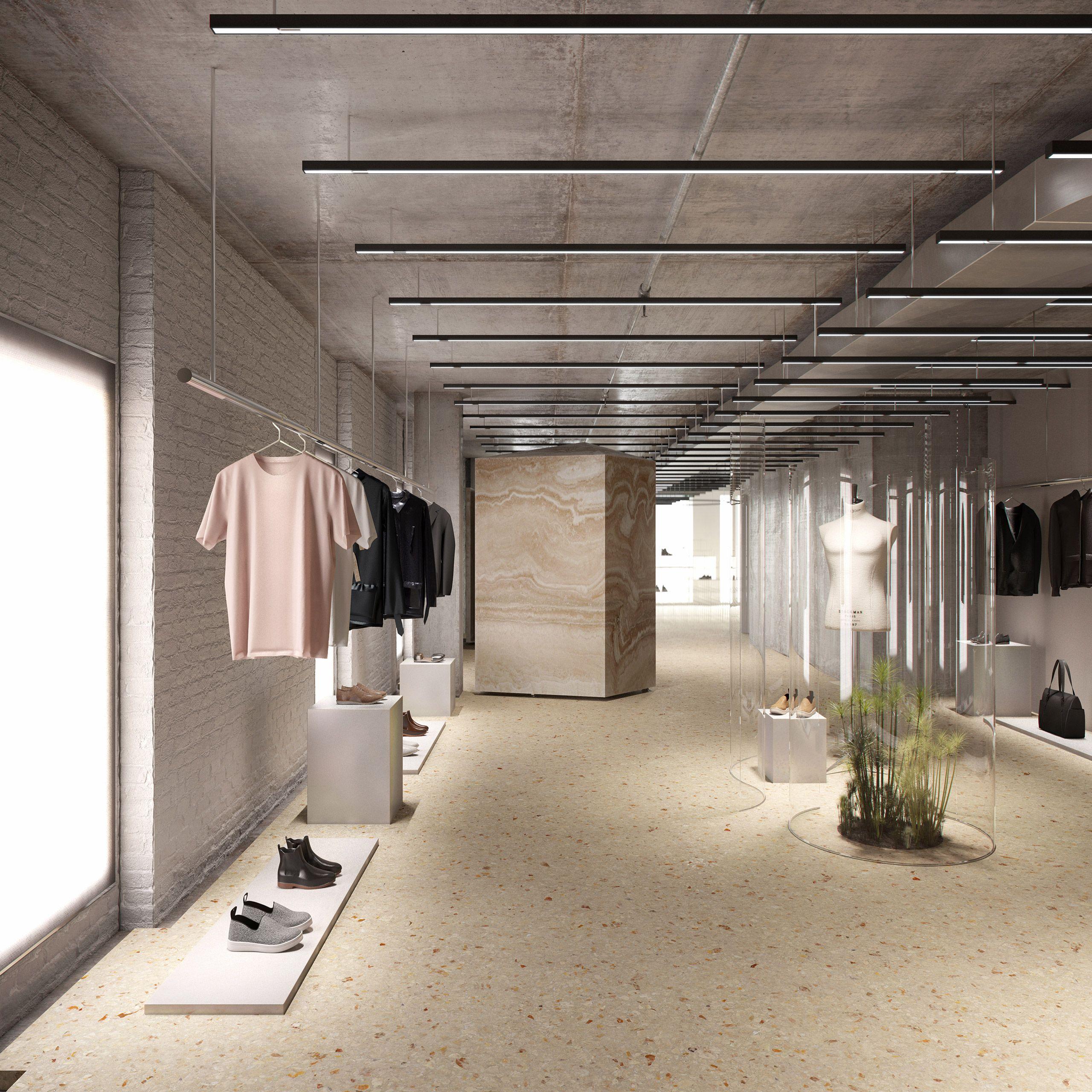 Interior Design Shopping: Retail Design And Windows