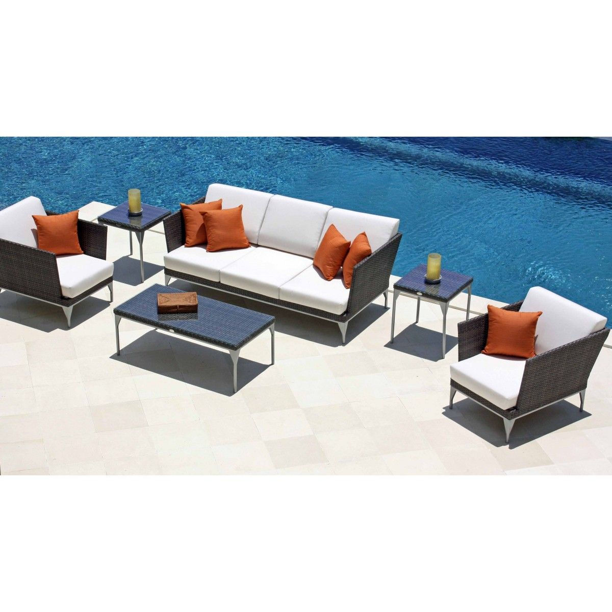 Skyline Brafta Sofa High Quality Durable Luxury Outdoor Garden Furniture Uberinteriors Sofa Outdoor Sofa Luxury Furniture