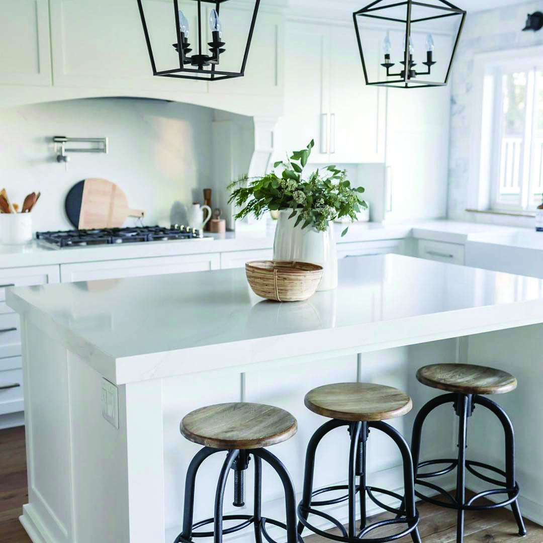 Latest kitchen island lighting ideas vaulted ceiling one ...