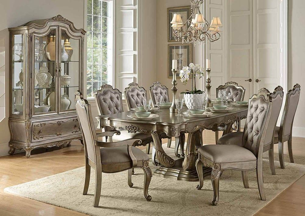 Image Result For Rhinestone Dining Table Set  House  Pinterest Unique Formal Dining Room Collections Inspiration