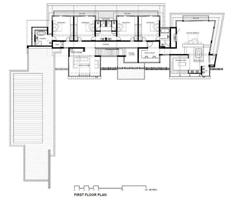Albizia House By Metropole Architects Luxury House Plans Drawing House Plans Architect