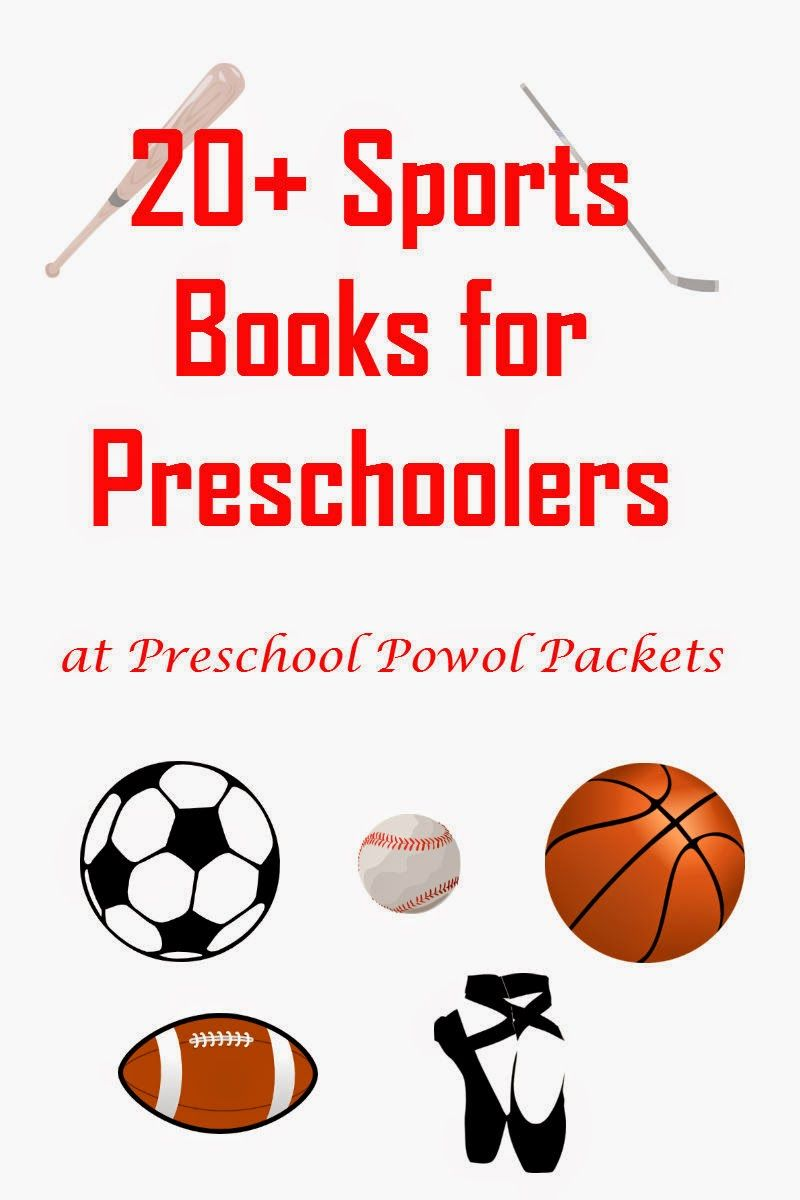 20 Sports Books For Preschoolers Preschool Books Sports Books Preschool Lessons [ 1200 x 800 Pixel ]