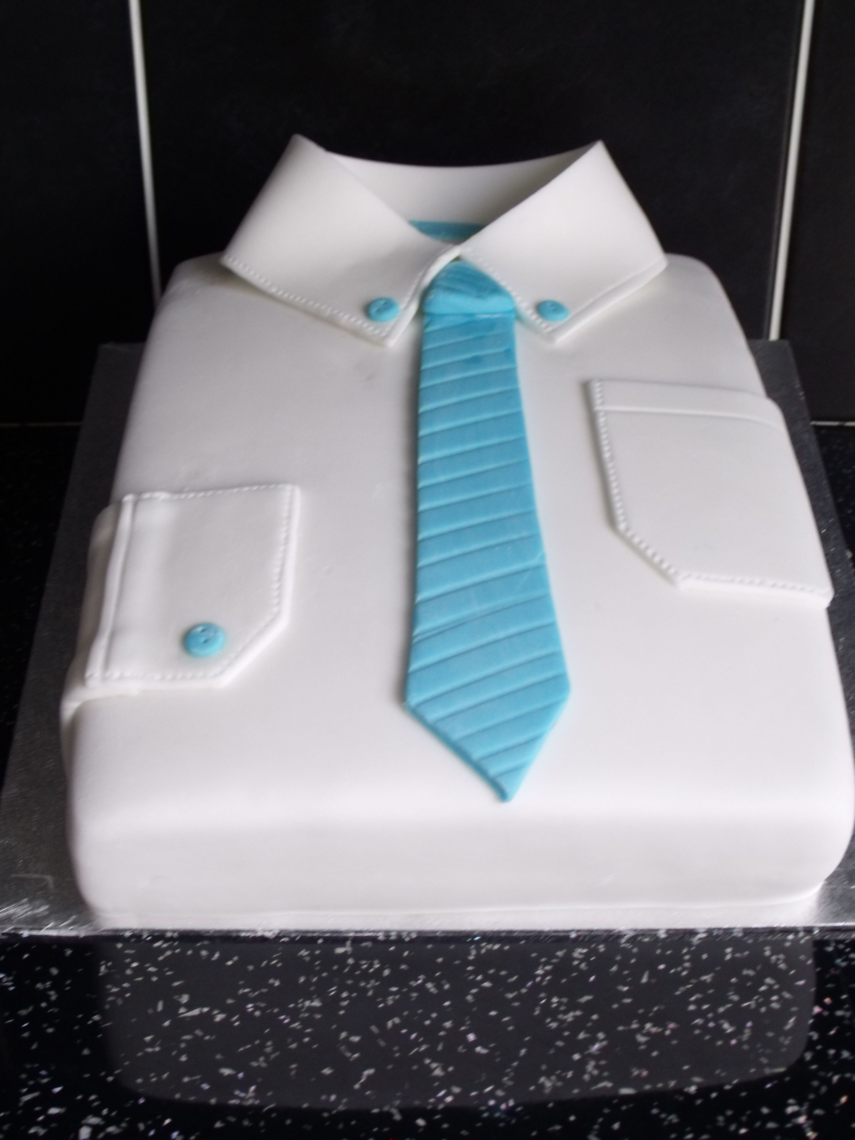 Shirt And Tie Cake Shirt Cake Realistic Cakes Cakes
