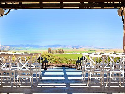 Gloria Ferrer Caves And Vineyards Weddings Sonoma Winery Wine Country Wedding Champagne 95476