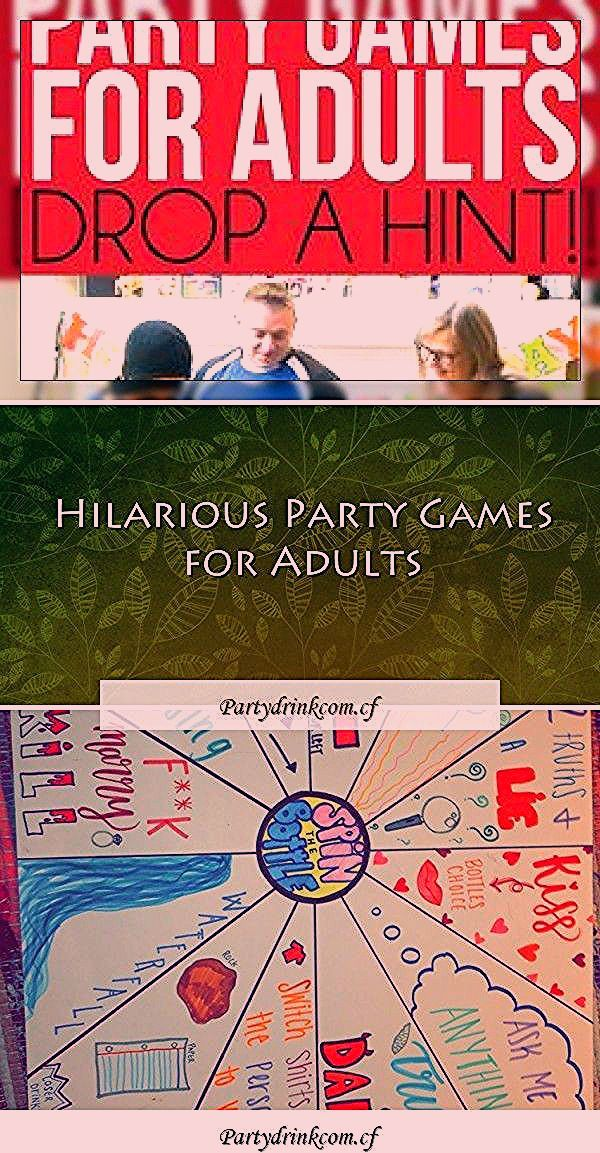Photo of Adult Party Games Drinking Hilarious   Adult Party Games