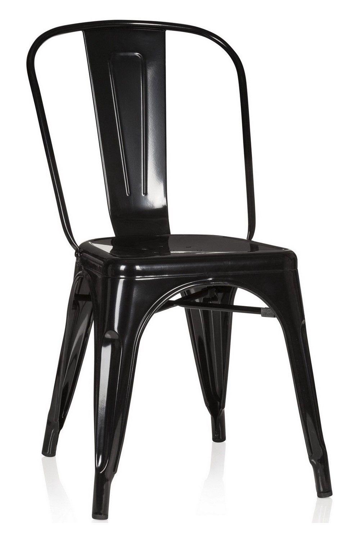 Vantaggio Comfort Besucherstuhl Konferenzstuhl In 2020 Bistro Stuhle Metallstuhle Stuhle