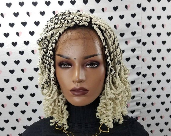 Pin On Afro Braids