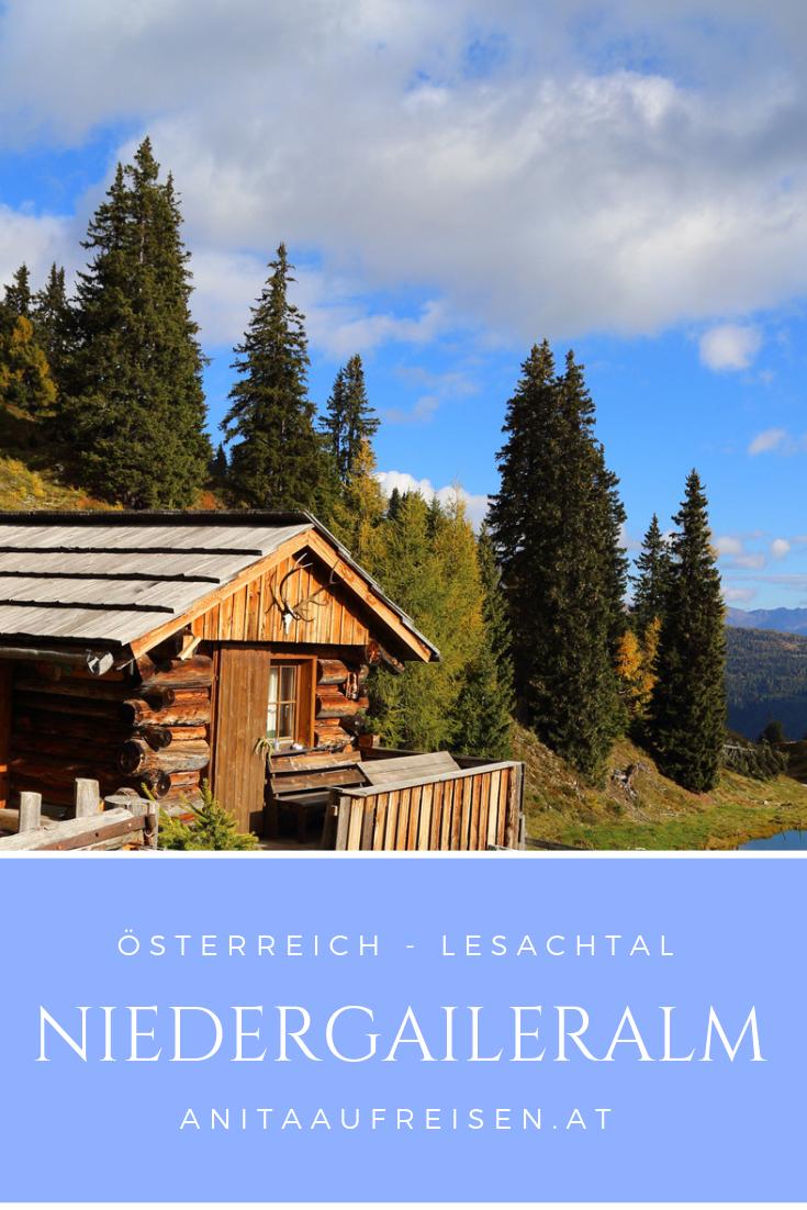 Herbst Wanderung Im Lesachtal Alpen Urlaub Karnten Urlaub Reisen