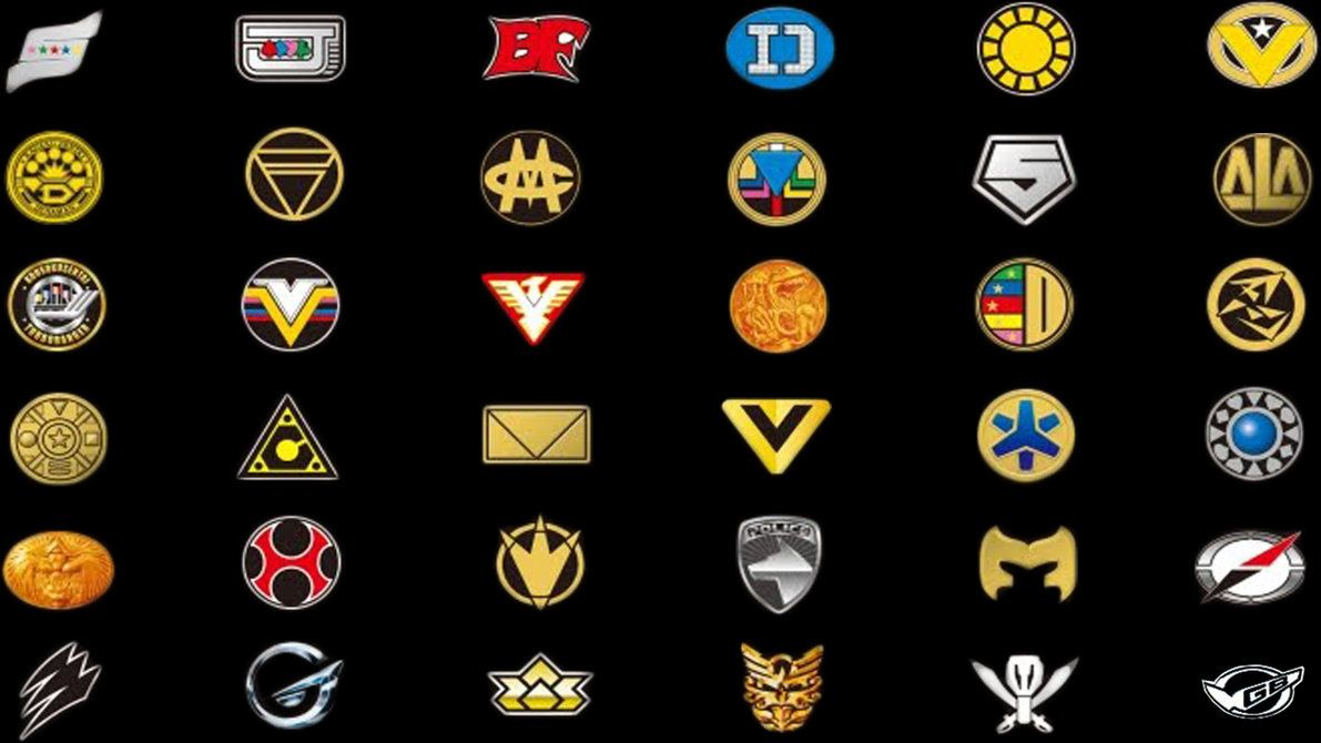 Super sentai logos by jm511 on deviantart tokusatsu pinterest all super sentai logos buycottarizona