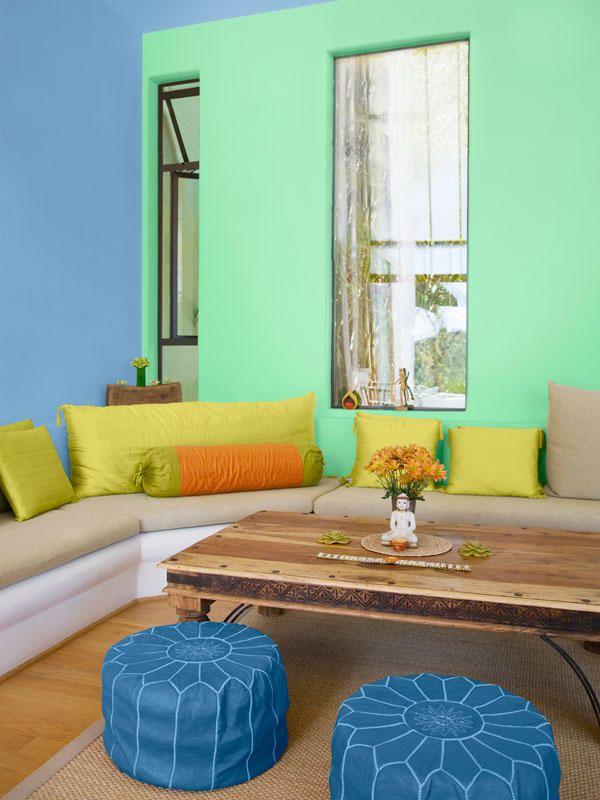 13 ideas para pintar la casa | Tabla de colores, Interiores de casa ...