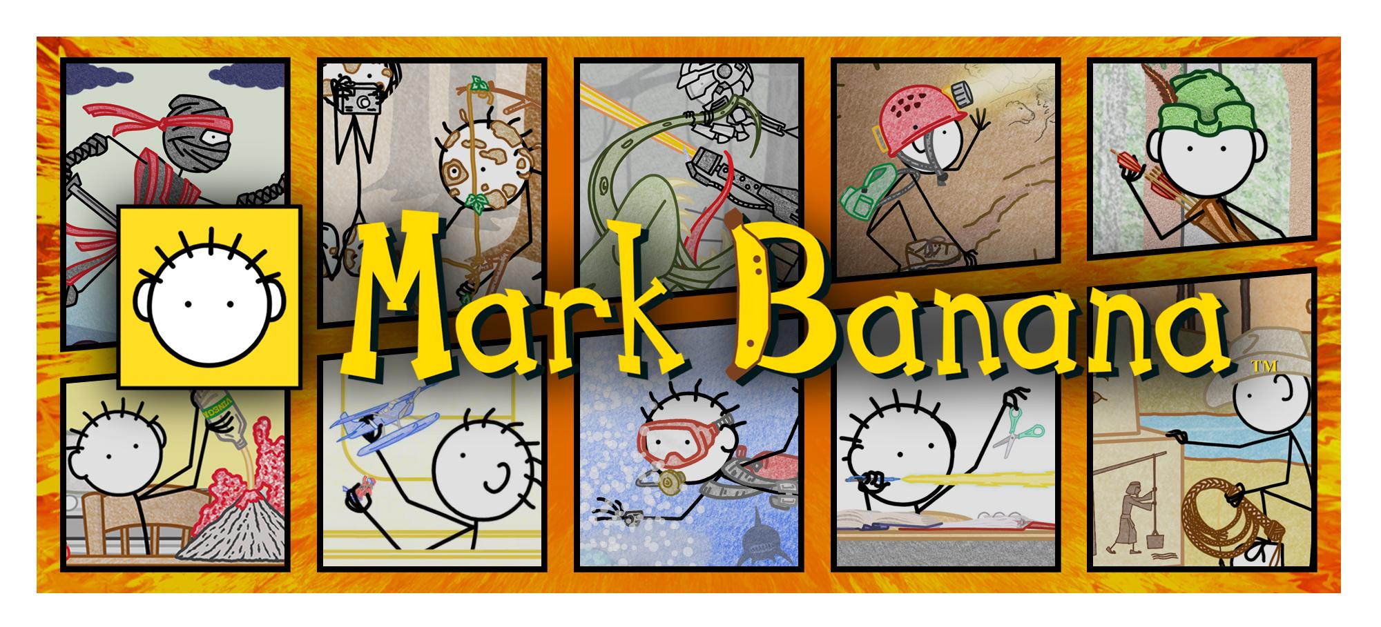 Videos Mark Banana In