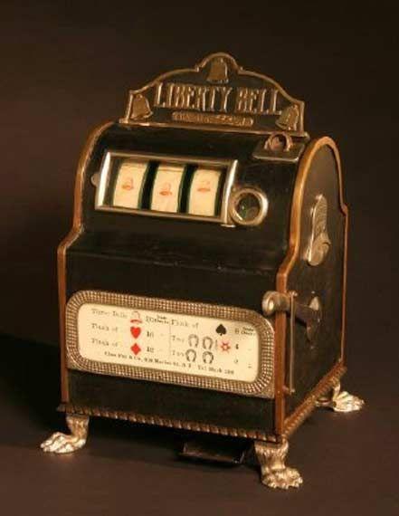 Bell slot machine ralph gamble spokane