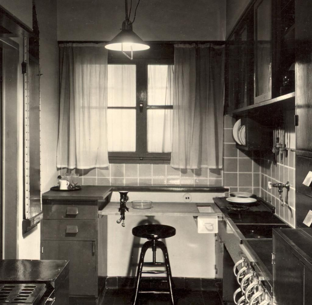 architecture museum looks serious may into the kitchen: photo exhibition