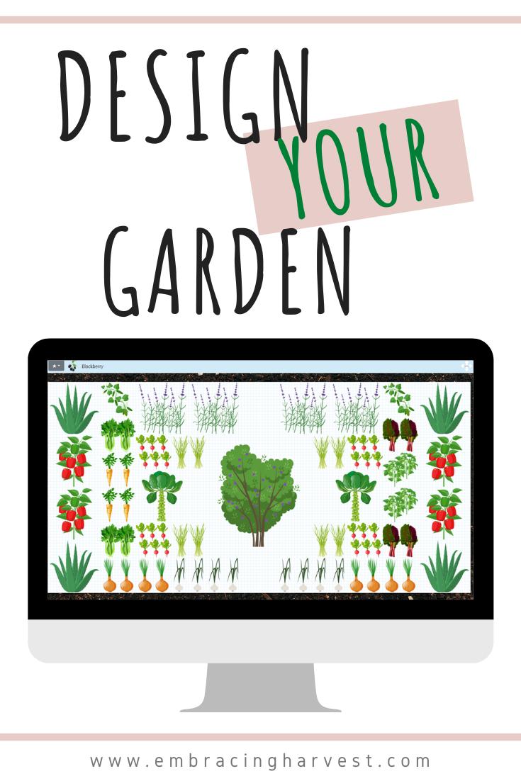 Garden Planner Landing in 2020 | Garden planner, Garden ...