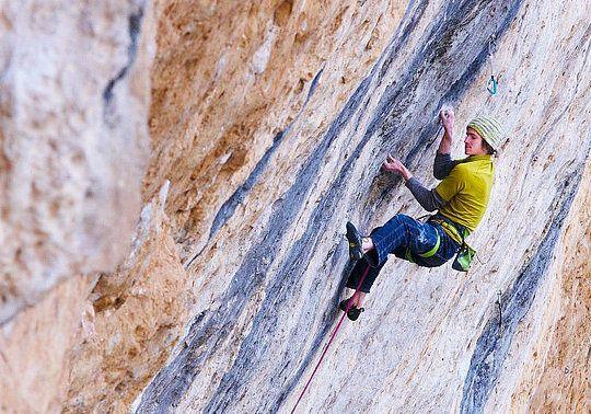 Adam Ondras First Ascent of Change | Rock climbing