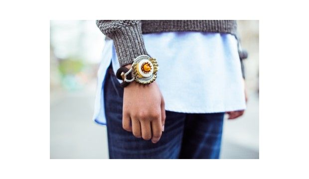 From J.Crew: Girls We Know: Saada Ahmed. Read more >