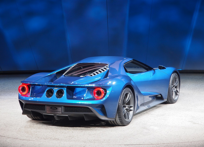 Can New Gt Return Ford To Its Glory Days Of Racing Ford Gt