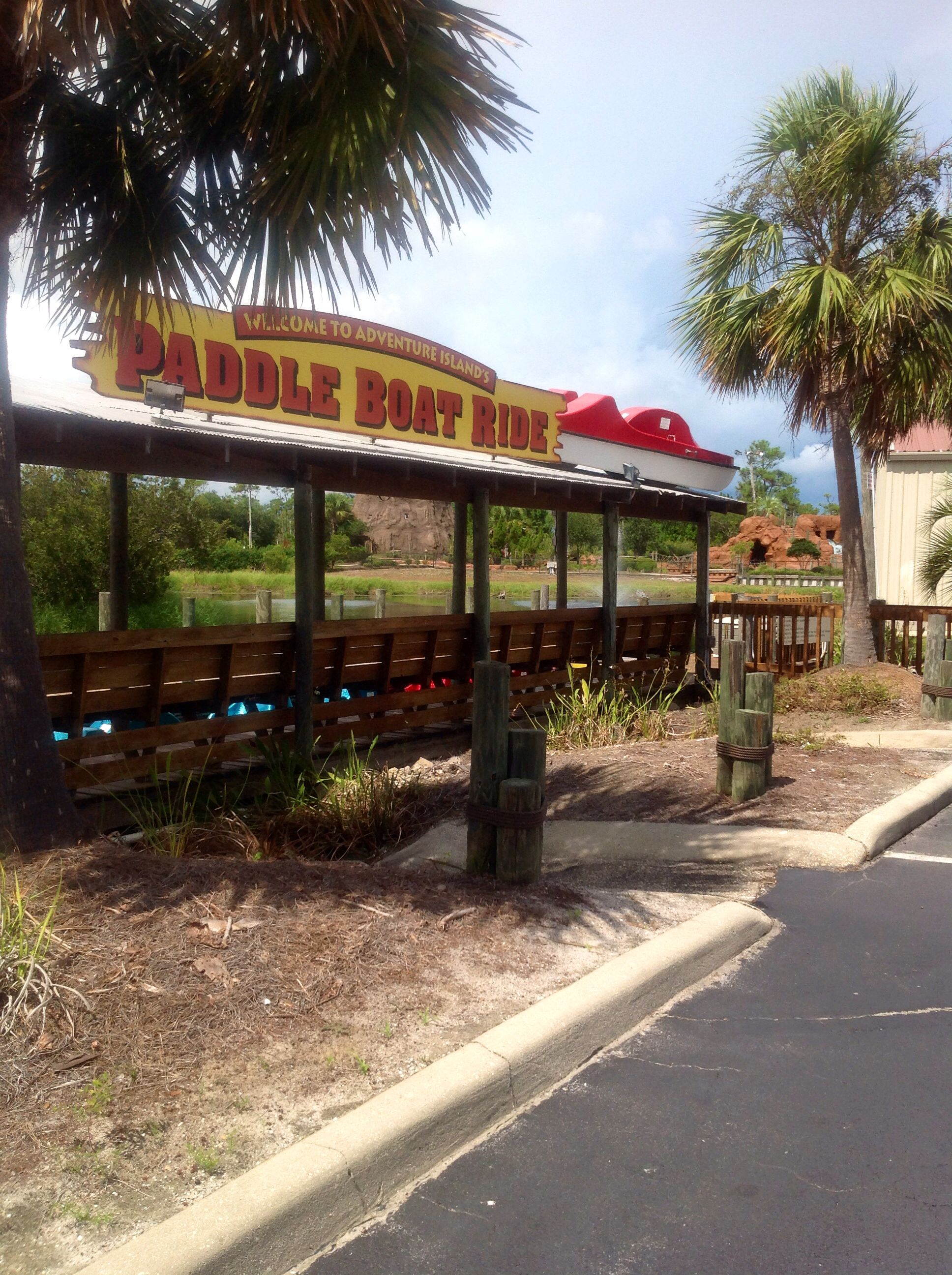 Adventure Island In Orange Beach Alabama Has Lots Of Things To Do During The Day