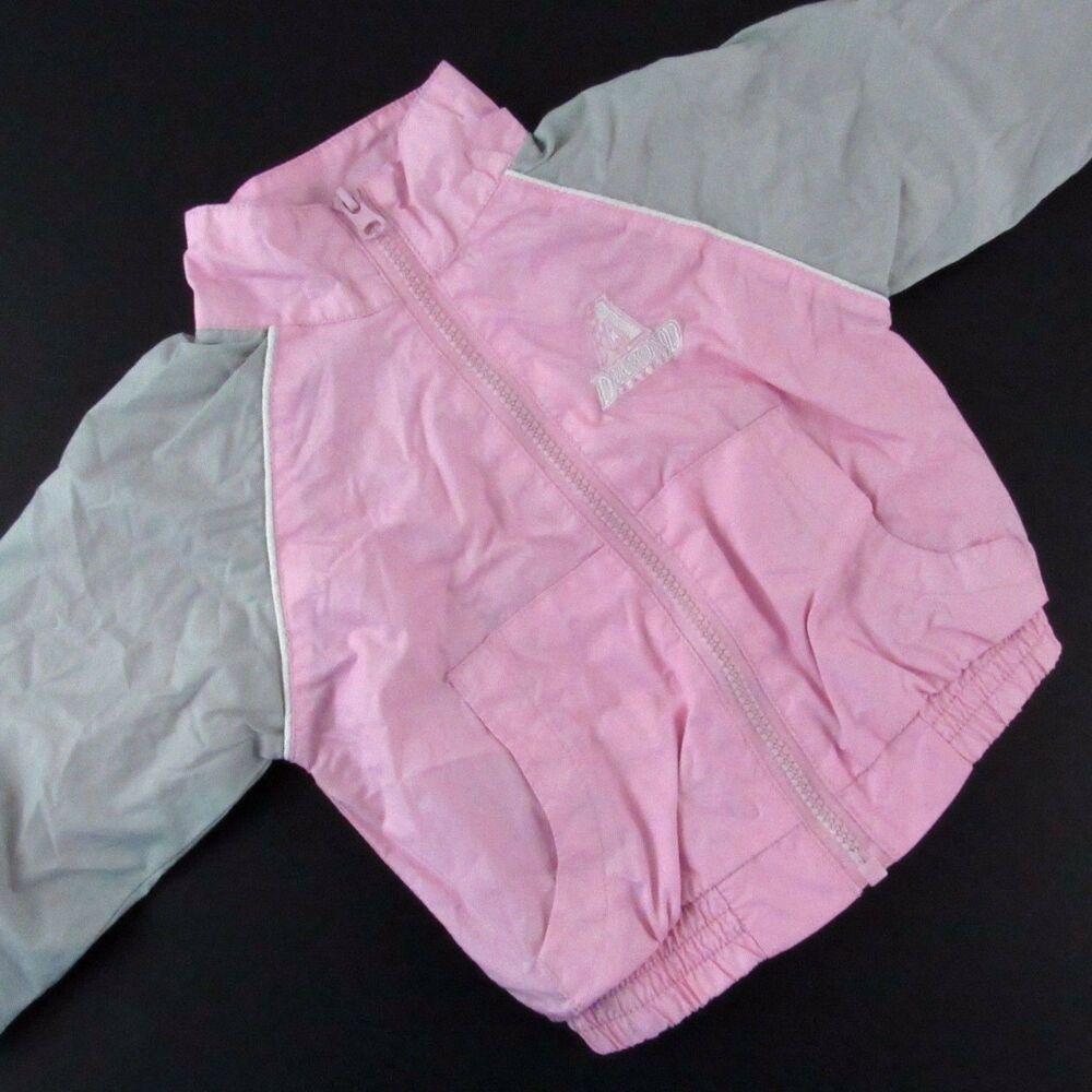 ca821b4fb1c Arizona Diamondbacks Windbreaker 12 Months Baby Girl Pink Jacket Baseball  MLB  MajorLeagueGenuineMerchandise  ArizonaDiamondbacks