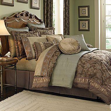 Croscill ClassicsMont Claire Comforter Set More Jcpenney - Croscill galleria king comforter set
