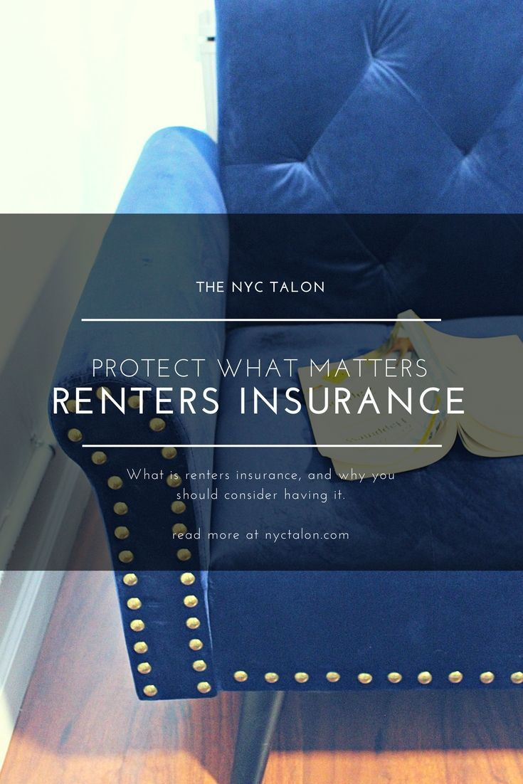 Protect what matters with renters insurance do you rent