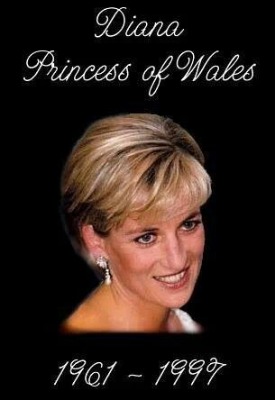 Diana we miss you.