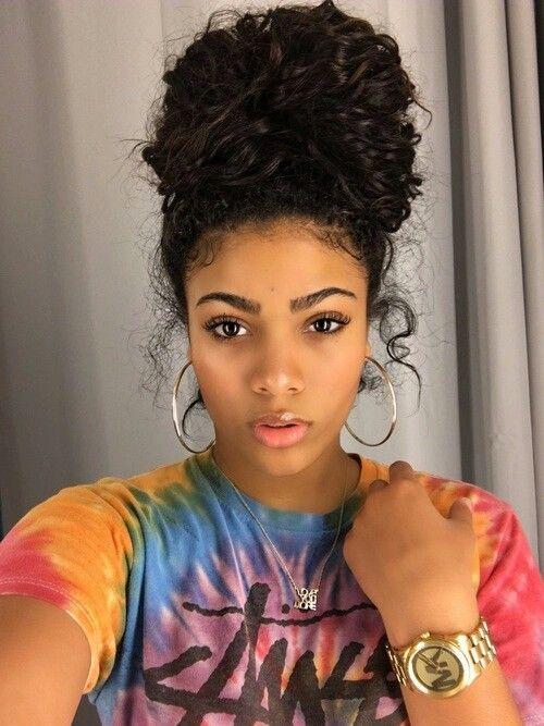 T͞͞h͞͞e͞͞G͞͞o͞͞d͞͞d͞͞e͞͞s͞͞s͞͞ | Black women hairstyles, Hair styles, Cute hairstyles