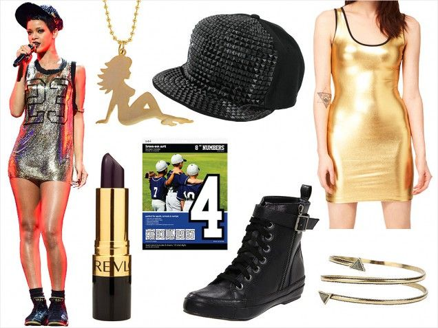 Combat Boots · Celebrity Style · Halloween Costumes · #HalloweenCostumes #DIYCostumes #Rihanna The key to rocking Rihannau0027s urban-glam concert look  sc 1 st  Pinterest & Style: Fashion Trends Beauty Tips Hairstyles u0026 Celebrity Style ...