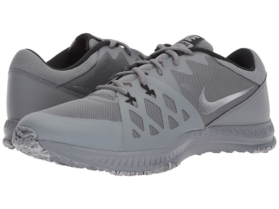 Nike Air Epic Speed TR II (Cool Grey Black Speed Red) Men s Cross Training  Shoes  top 9929365160d0d