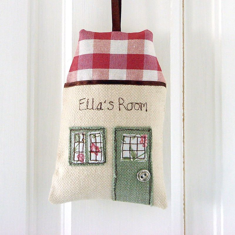 Personalised New Home House Decoration Bedroom door signs, Bedroom