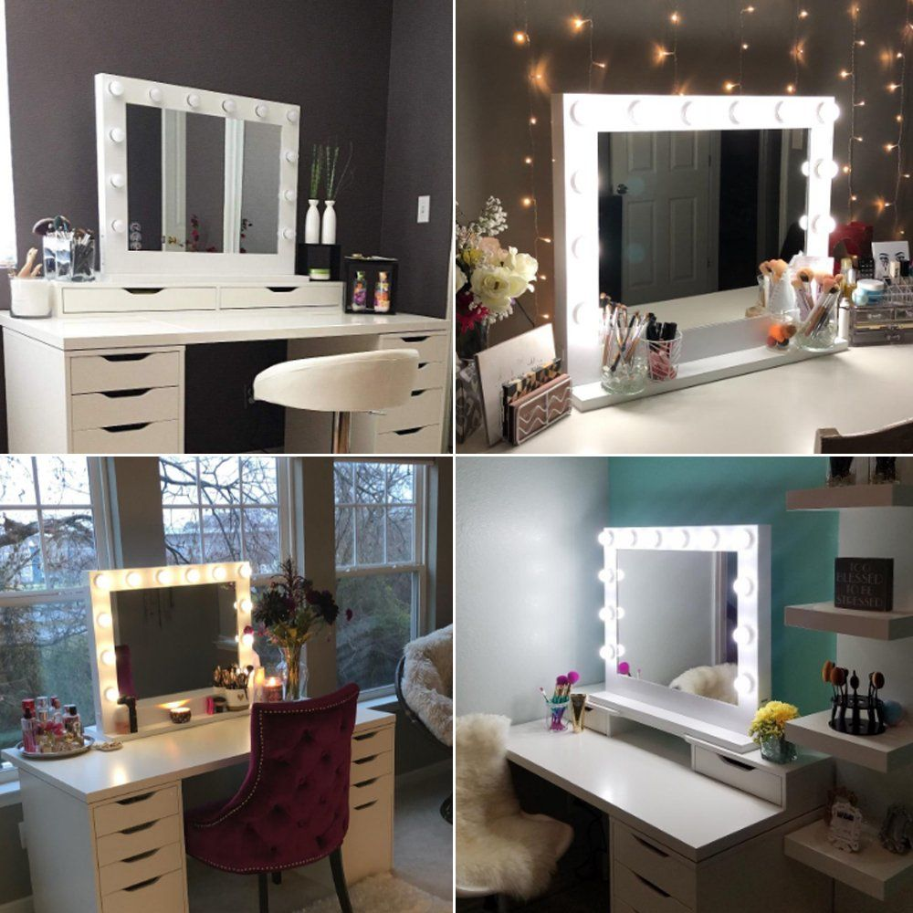 Park Art My WordPress Blog_Glam Floor Mirror With Lights