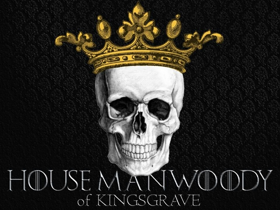 House Manwoody Of Kingsgrave Dorne With Images Skull Tattoo