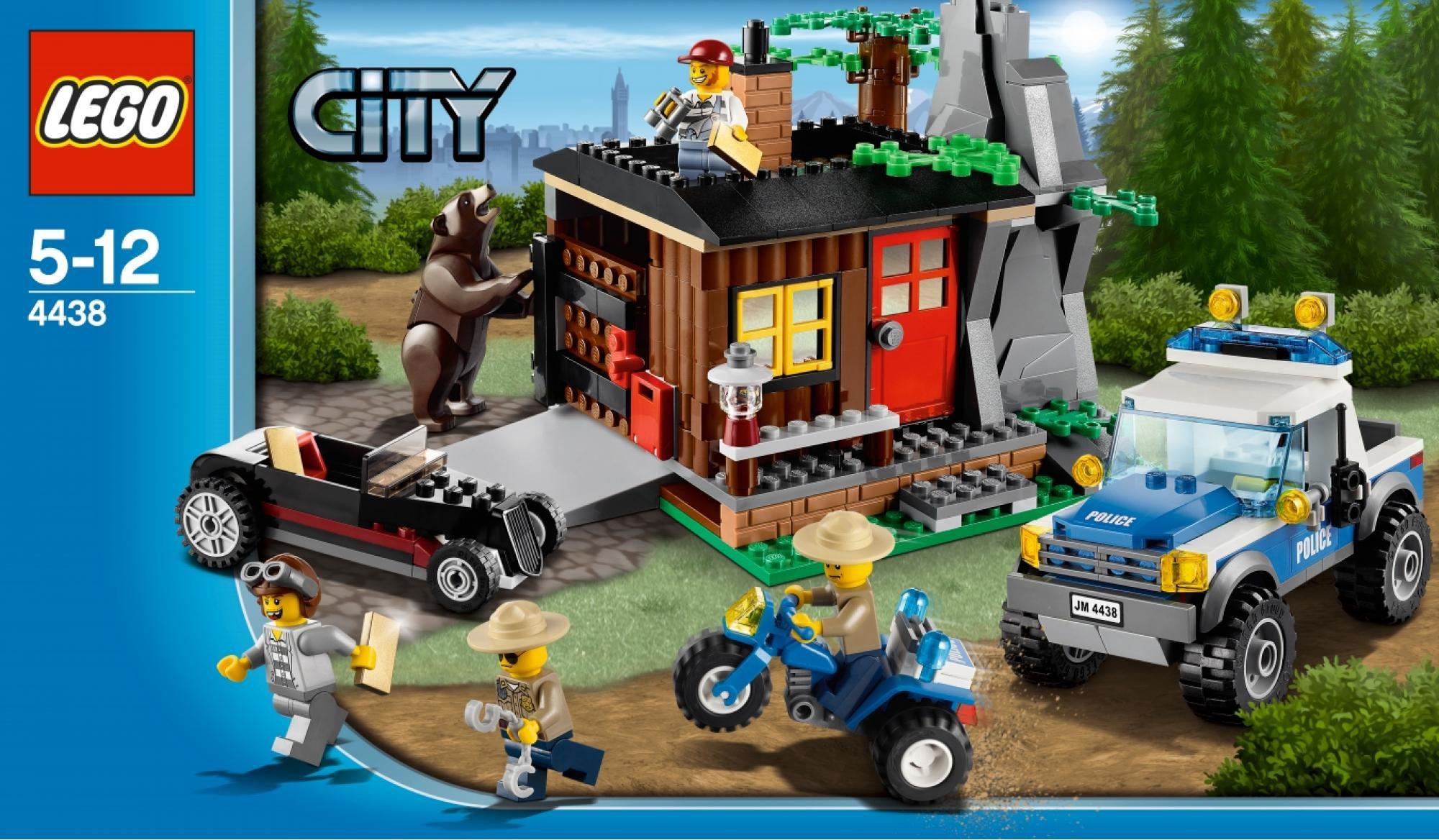Lego City Lego City 2012 4438 Lego City Sets Lego City New Lego City Sets