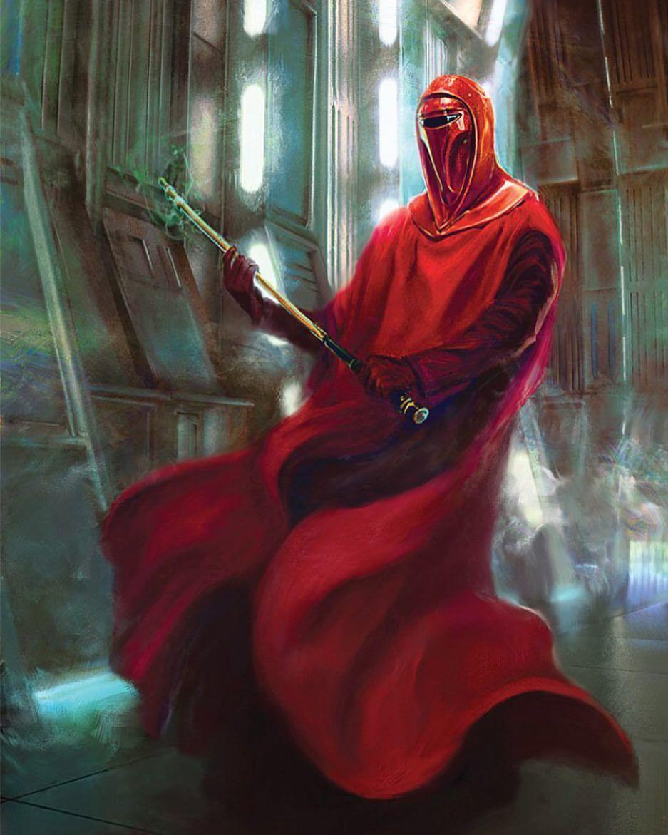 Star Wars CCG Death Star II Royal Guard