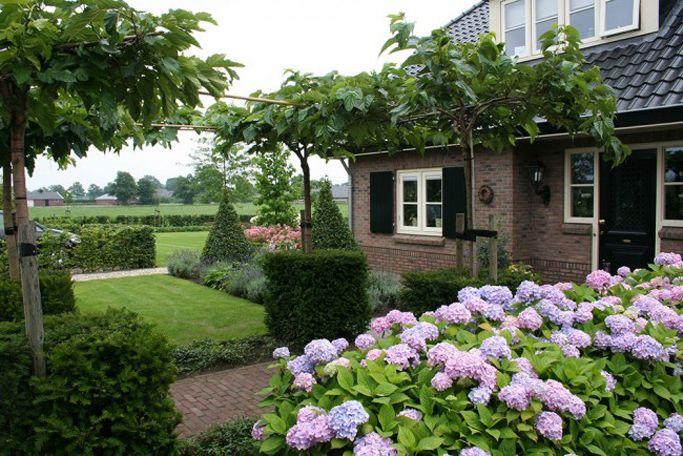 Eelco koppelaar ontwerp landelijke tuin landelijke for Landelijke stadstuin