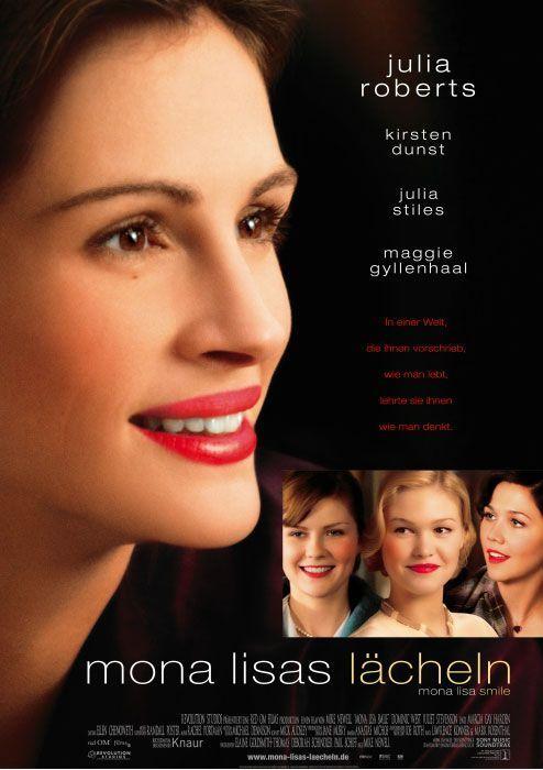 Mona Lisa Smile 2003 Julia Roberts Kirsten Dunst Julia