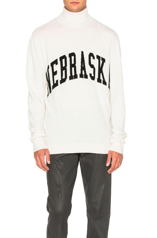 3a6949f0ef05 OFF-WHITE Nebraska Turtleneck. #off-white #cloth # | Off-White Men ...