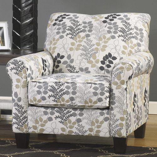Found it at Wayfair - Makonnen Arm Chair