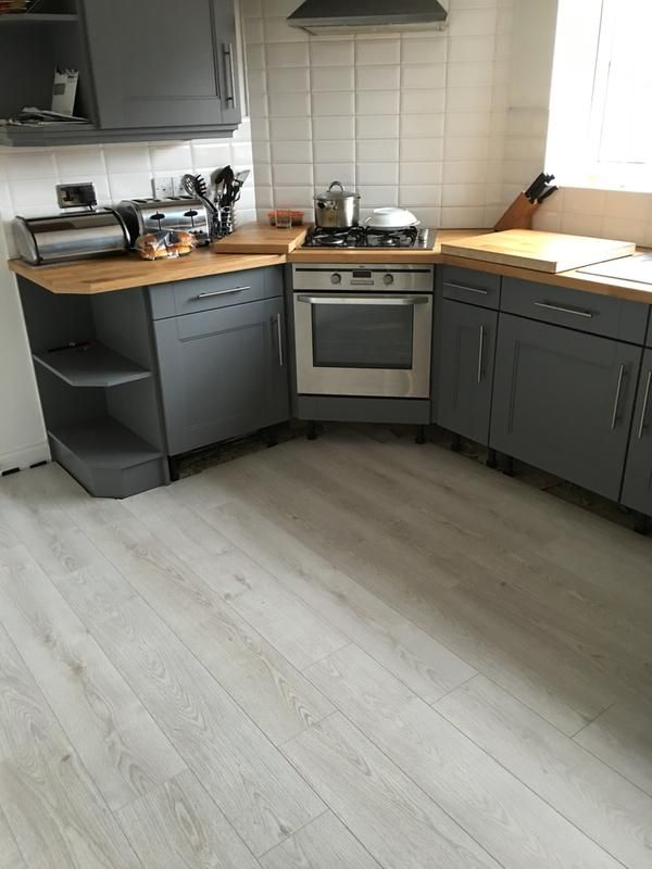 Best Granite Grey Ronseal Cupboard Paint Grey Kitchen 640 x 480